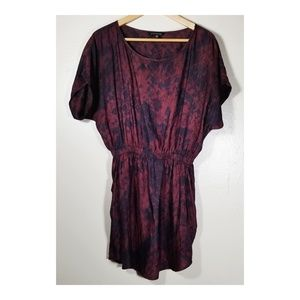 Express • Dark Tye Dye Dress